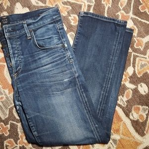 COH Citizens of Humanity Crop Jeans